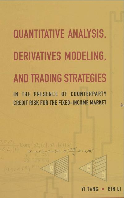 Quantitative Analysis, Derivatives Modeling, An...