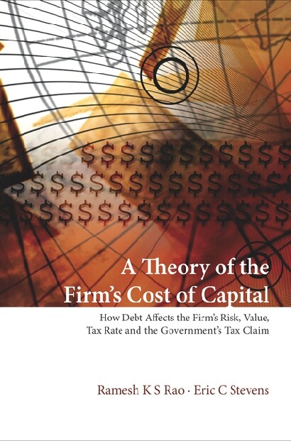 Theory Of The Firm´s Cost Of Capital, A: How De...