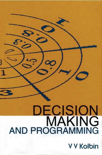 Decision Making And Programming als eBook Downl...