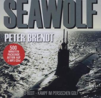 Seawolf als Hörbuch CD von Peter Brendt