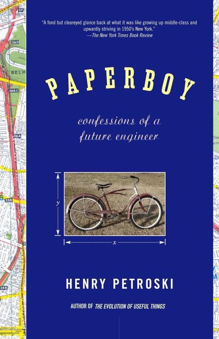 Paperboy: Confessions of a Future Engineer als Taschenbuch