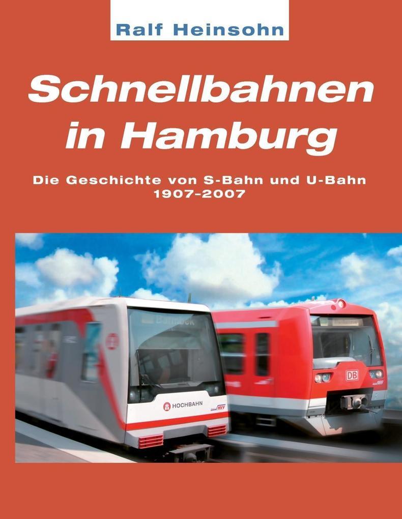 Schnellbahnen in Hamburg als eBook Download von...
