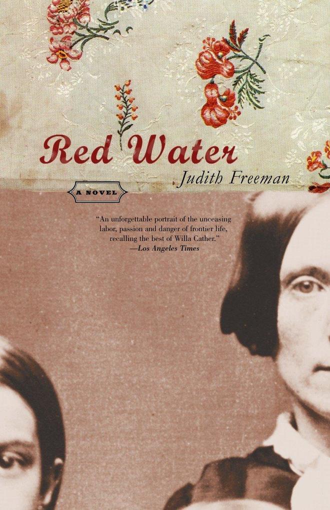 Red Water als Taschenbuch