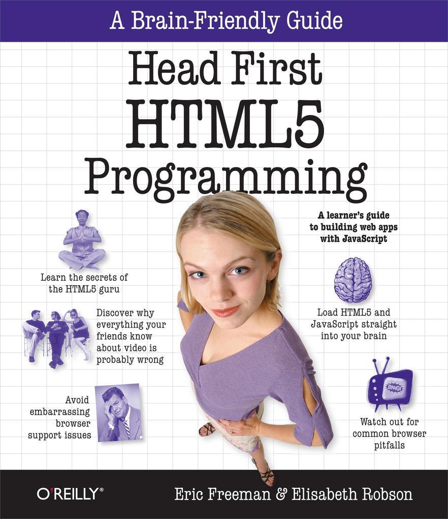 Head First HTML5 Programming als eBook Download...
