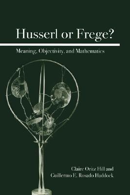 Husserl or Frege? als Taschenbuch