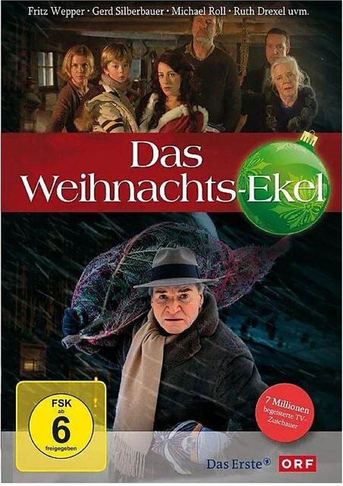 Das Weihnachtsekel als DVD