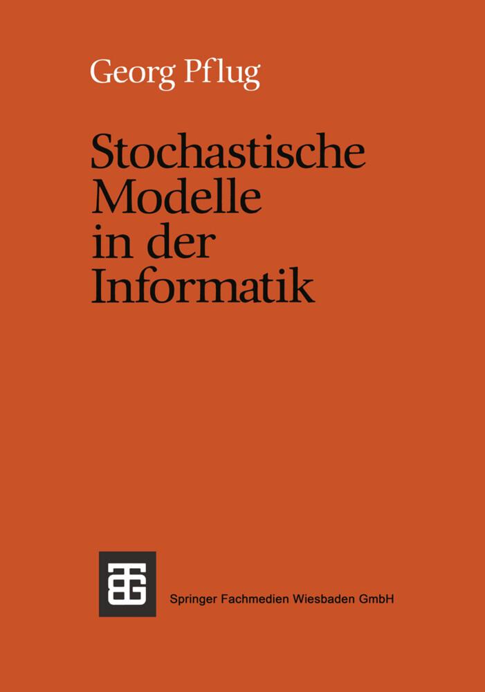 Stochastische Modelle in der Informatik als Buc...