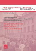 Bürgerschaftliches Engagement von Unternehmen