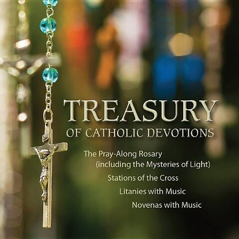 Treasury of Catholic Devotions als Hörbuch