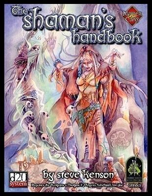 The Shaman's Handbook als Taschenbuch