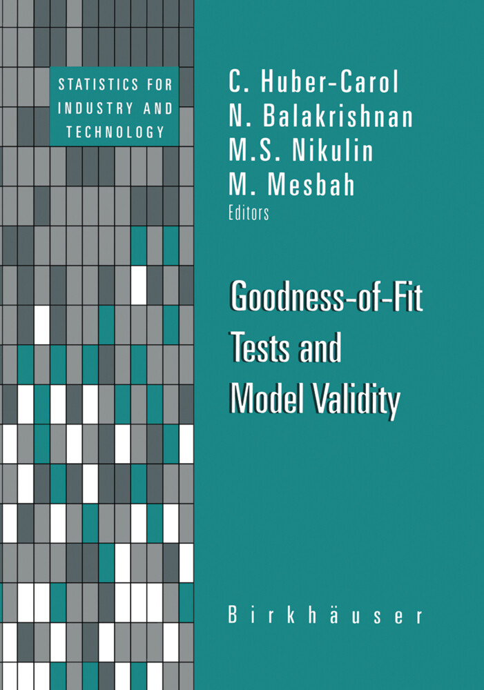 Goodness-of-Fit Tests and Model Validity als Buch