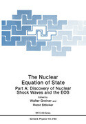 The Nuclear Equation of State