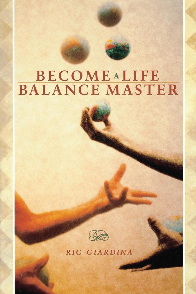 Become a Life Balance Master als Taschenbuch