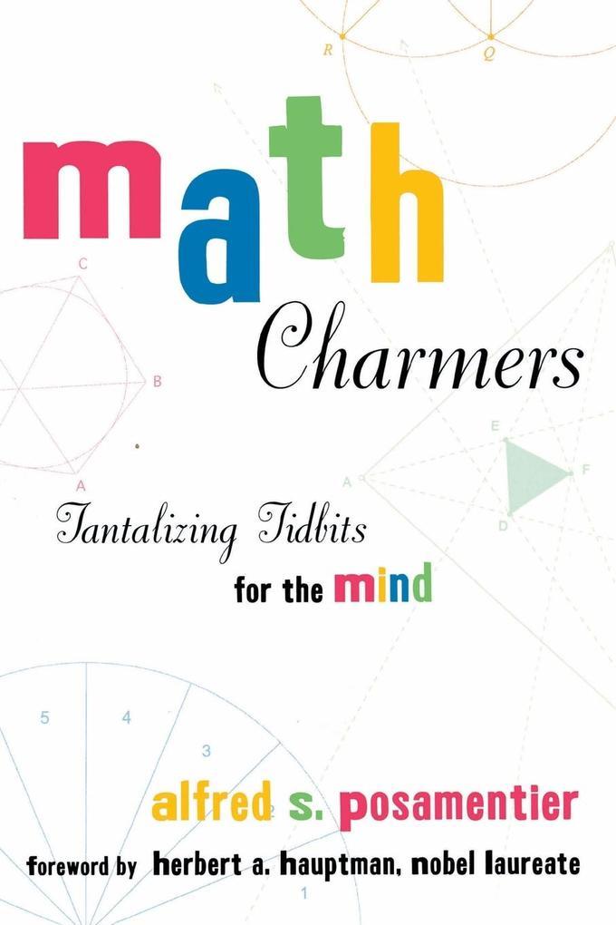 Math Charmers als Taschenbuch