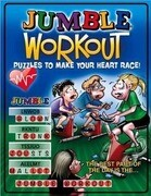 Jumble Workout: Puzzles to Make Your Heart Race!