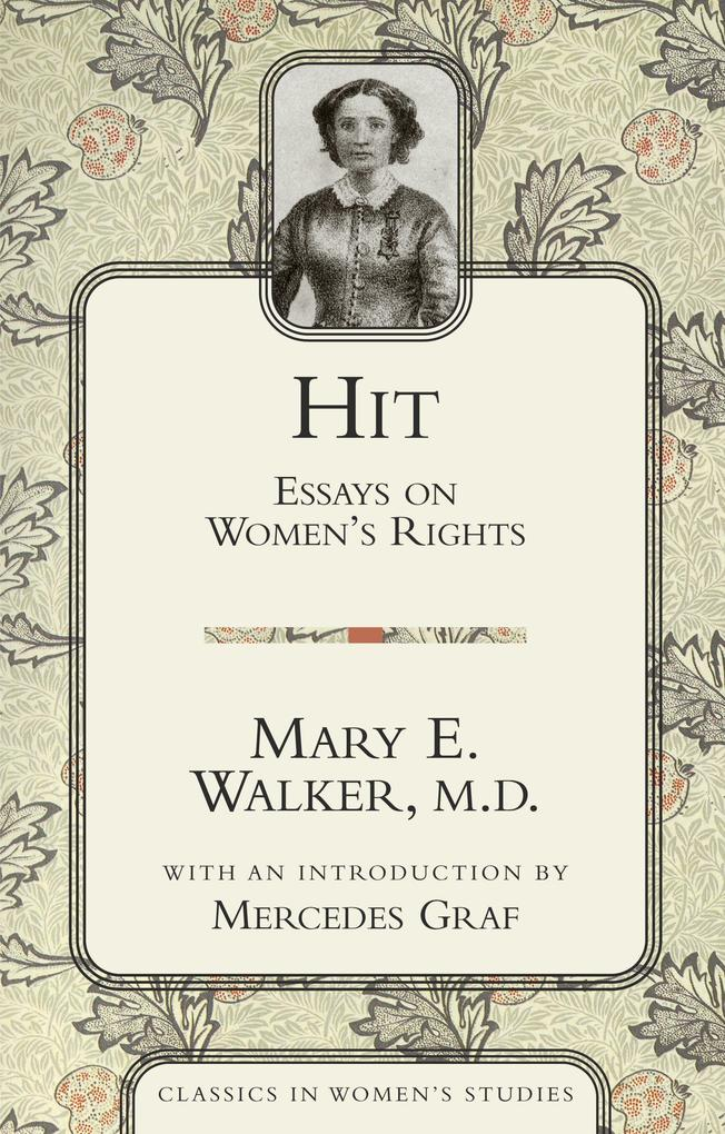 Hit: Essays on Women's Rights als Taschenbuch