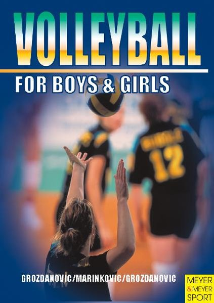 Volleyball for Boys & Girls: An ABC for Coaches and Young Players als Buch (kartoniert)