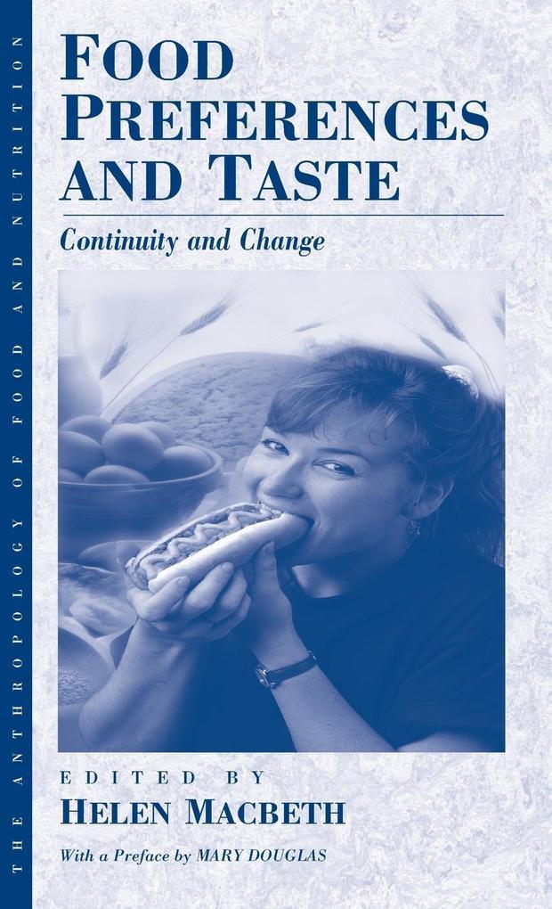 Food Preference and Taste als Buch von