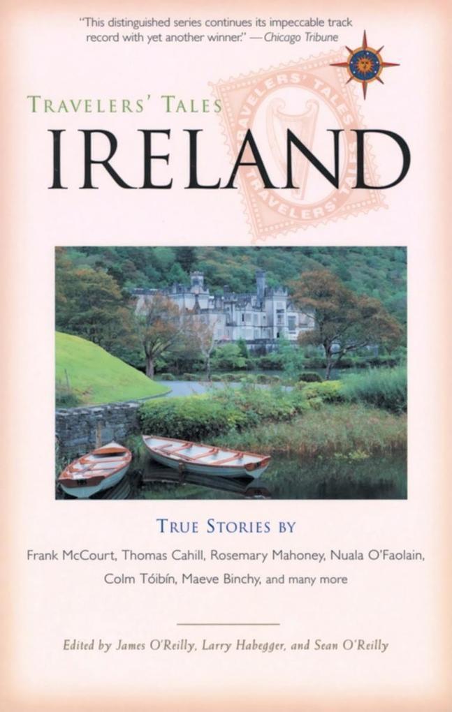 Travelers' Tales Ireland als Taschenbuch