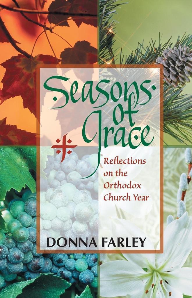 Seasons of Grace als Taschenbuch