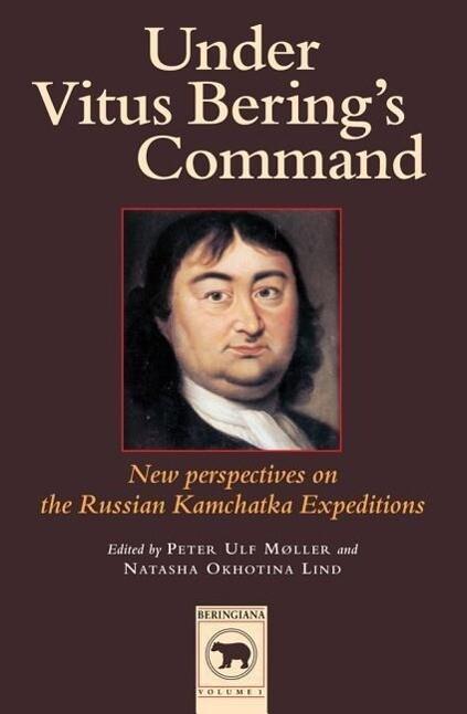 Under Vitus Bering's Command als Taschenbuch