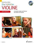 Die fröhliche Violine Spielbuch 1 mit CD