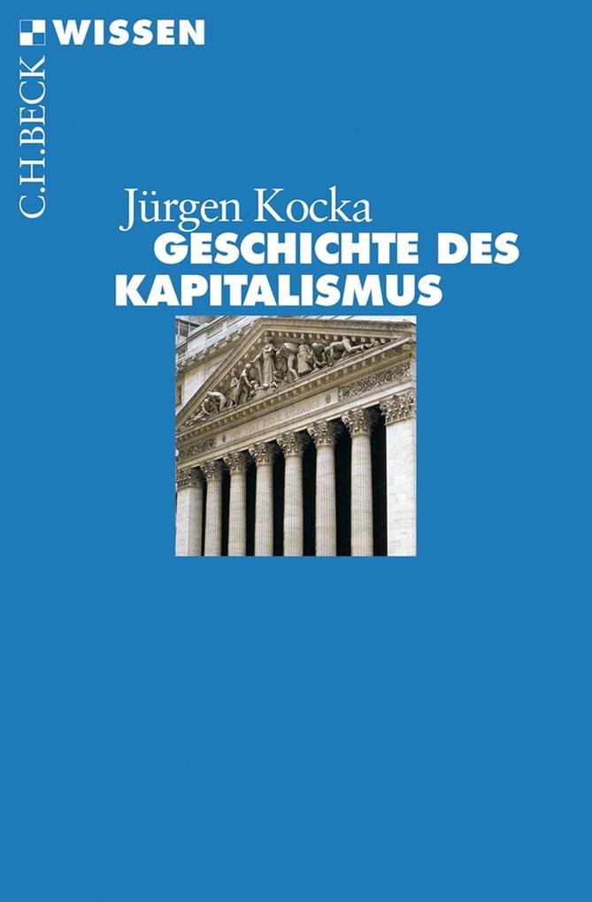 Geschichte des Kapitalismus als eBook