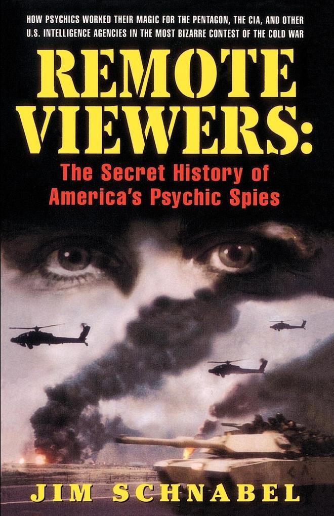 Remote Viewers als Taschenbuch