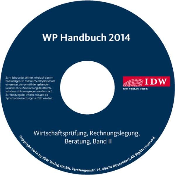 WP Handbuch 2014 CD-ROM