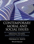 Contemporary Moral and Social Issues: An Introduction Through Original Fiction, Discussion, and Readings