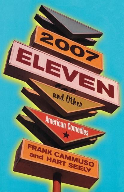 2007 Eleven als Taschenbuch