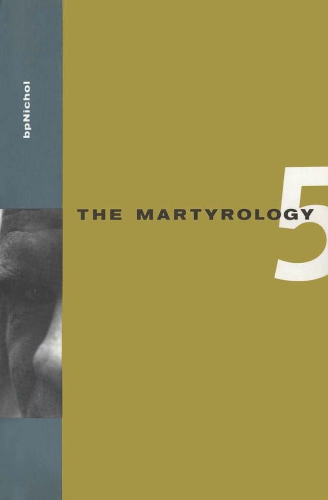 Martyrology Book 5 als Taschenbuch