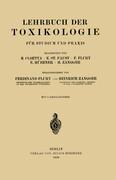 Lehrbuch der Toxikologie für Studium und Praxis