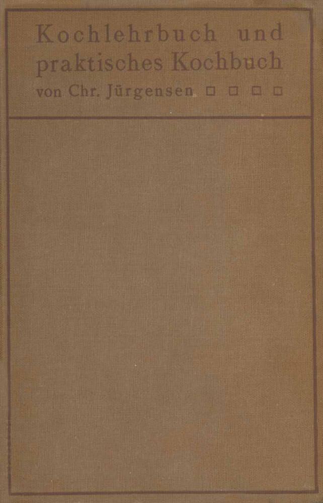 Kochlehrbuch und praktisches Kochbuch als Buch ...