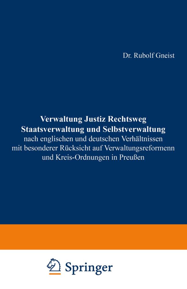 Verwaltung Justiz Rechtsweg Staatsverwaltung un...