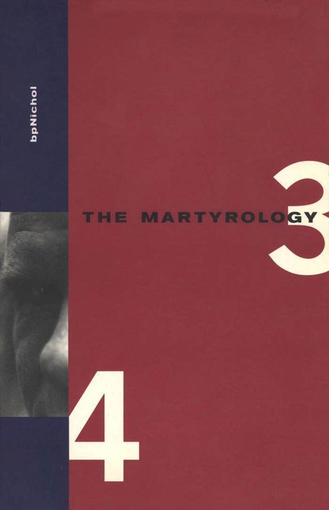 Martyrology Books 3 & 4 als Taschenbuch