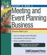 Start & Run a Meeting and Event Planning Business