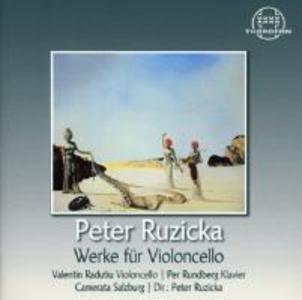 Werke für Violoncello