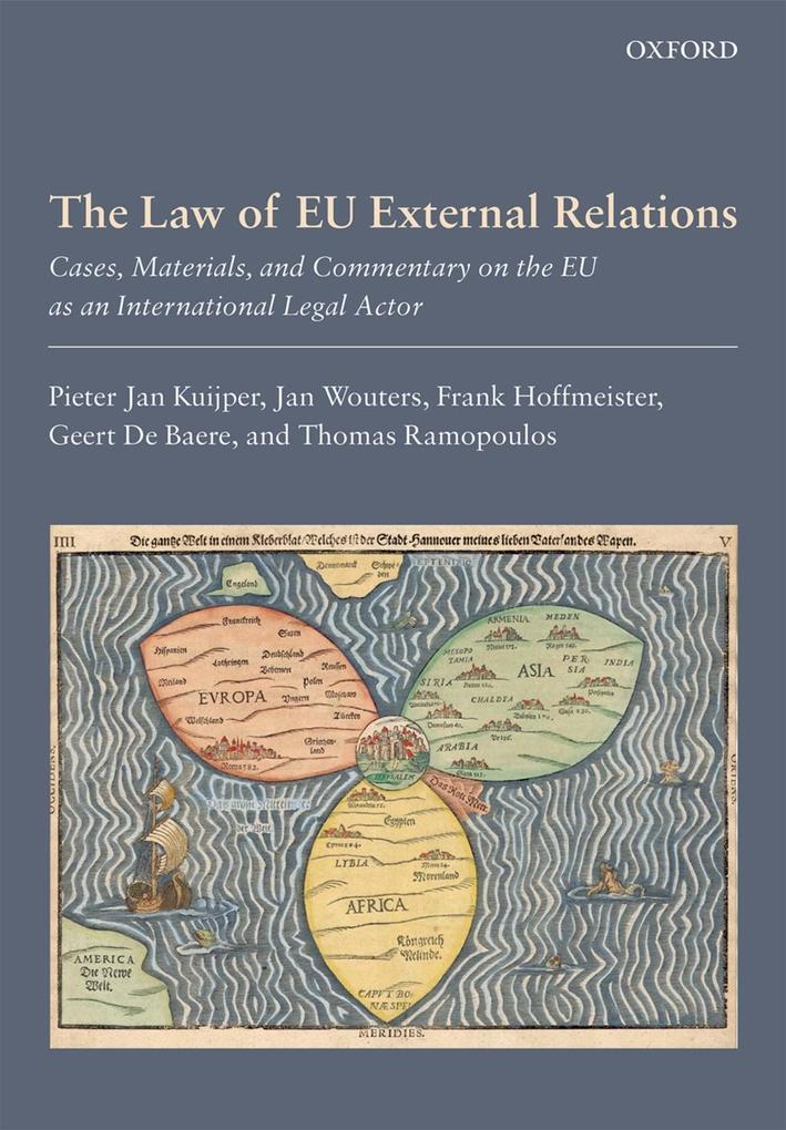 Law of EU External Relations: Cases, Materials,...
