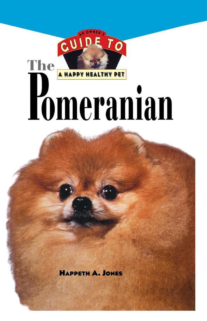 Pomeranian als eBook Download von Happeth A. Jones