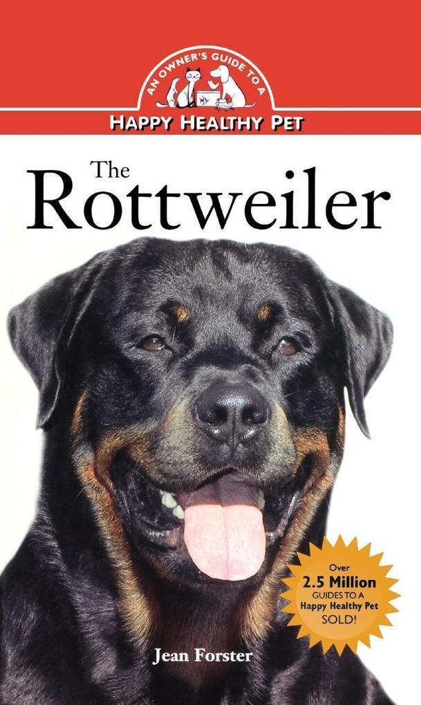 Rottweiler als eBook Download von Jean Forster