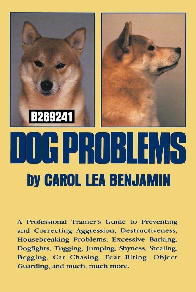 Dog Problems als eBook Download von Carol Lea B...