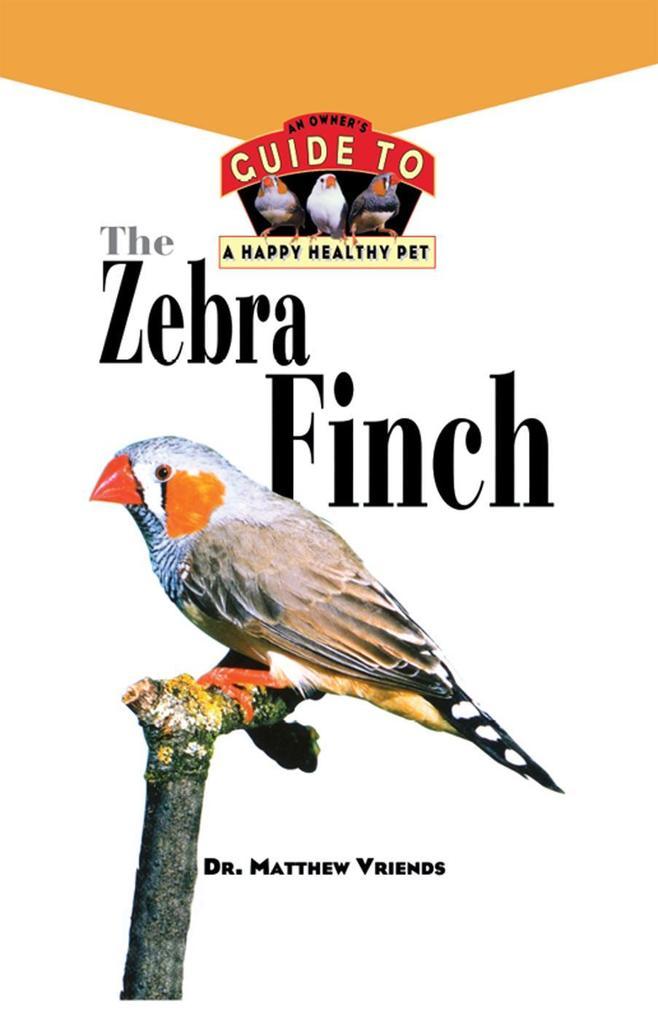 The Zebra Finch als eBook Download von Matthew ...