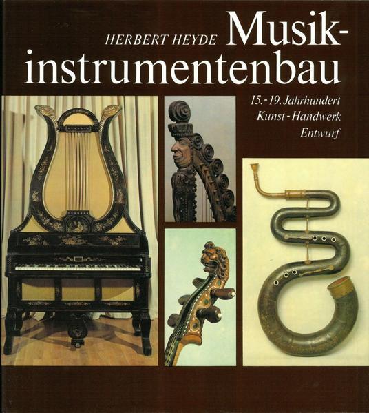 Musikinstrumentenbau als Buch