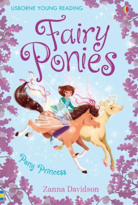 The Pony Princess als Taschenbuch von Zanna Dav...