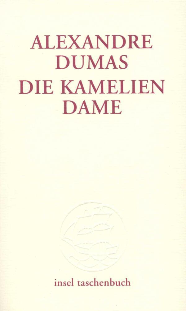 Die Kameliendame als Taschenbuch