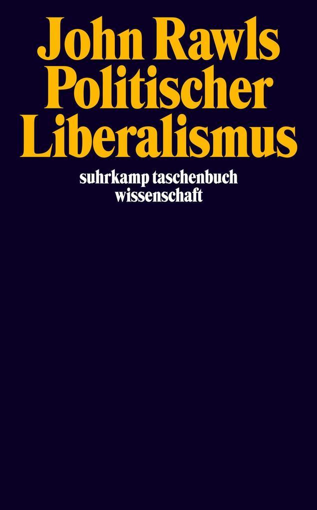 Politischer Liberalismus als Taschenbuch