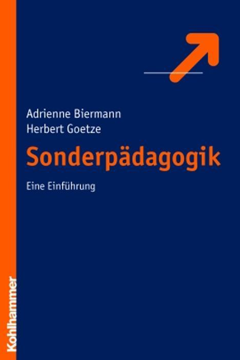 Sonderpädagogik als Buch von Adrienne Biermann,...