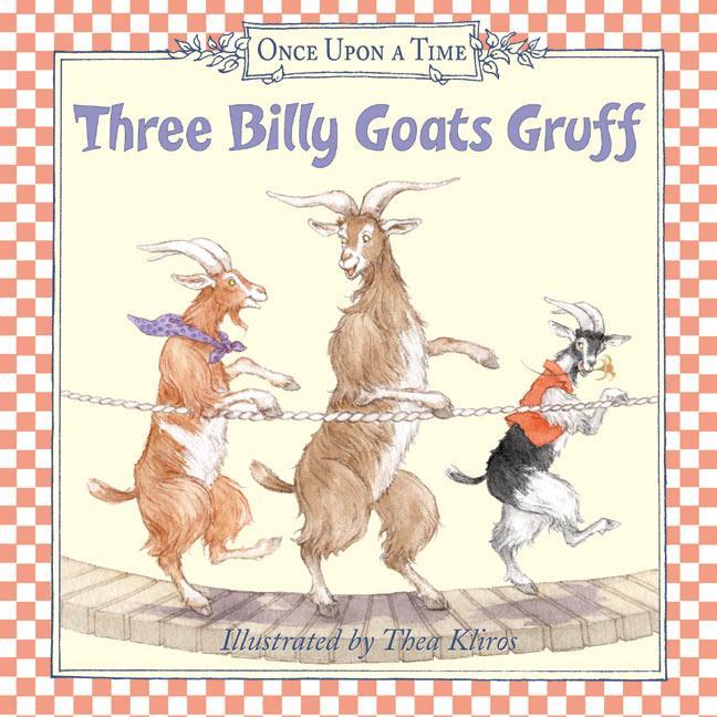 Three Billy Goats Gruff als Taschenbuch