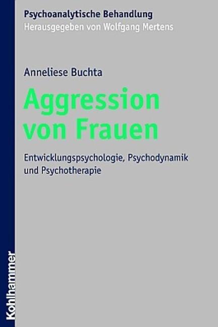 Aggression von Frauen als Buch